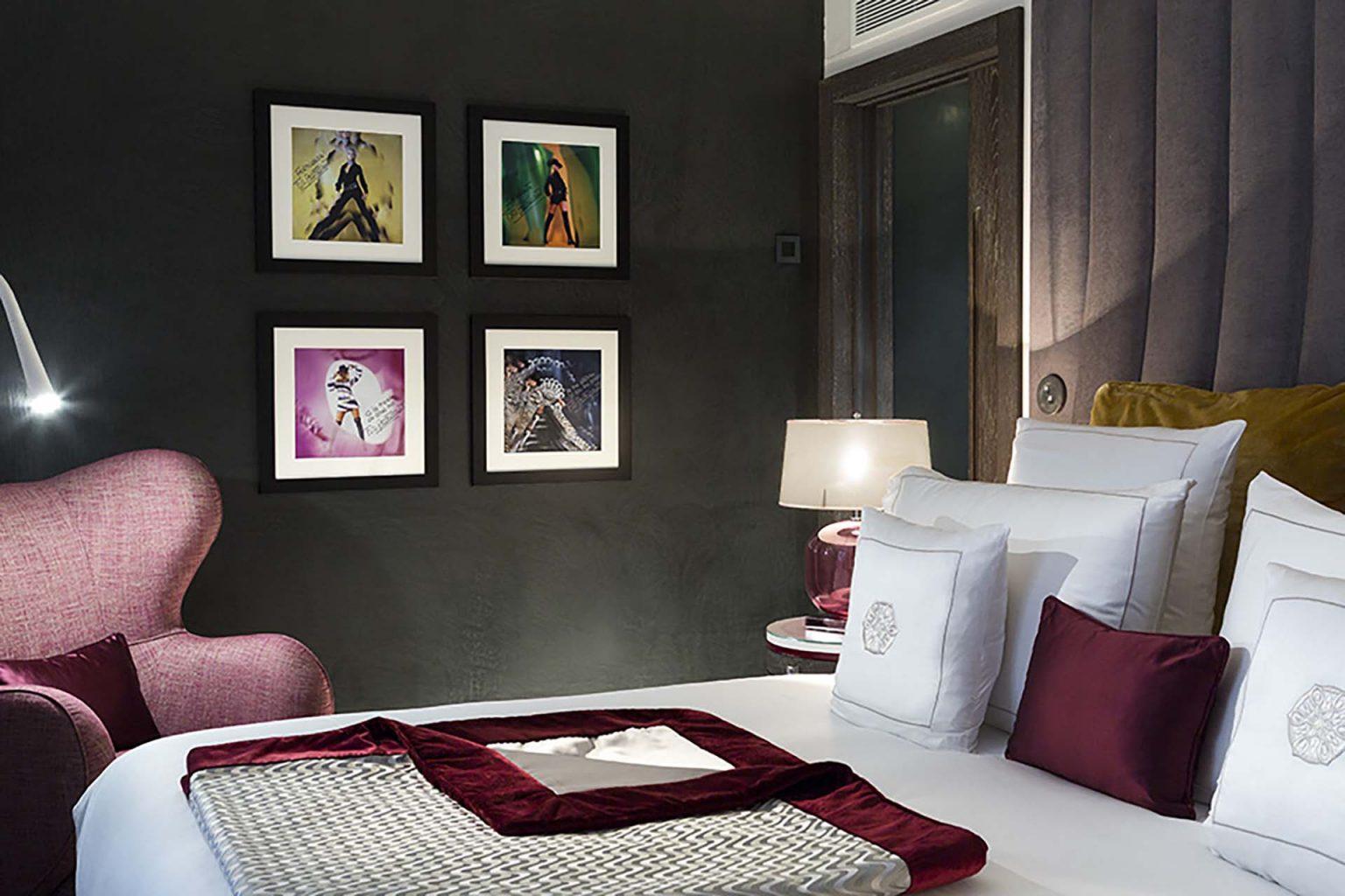 chambre dolce vita