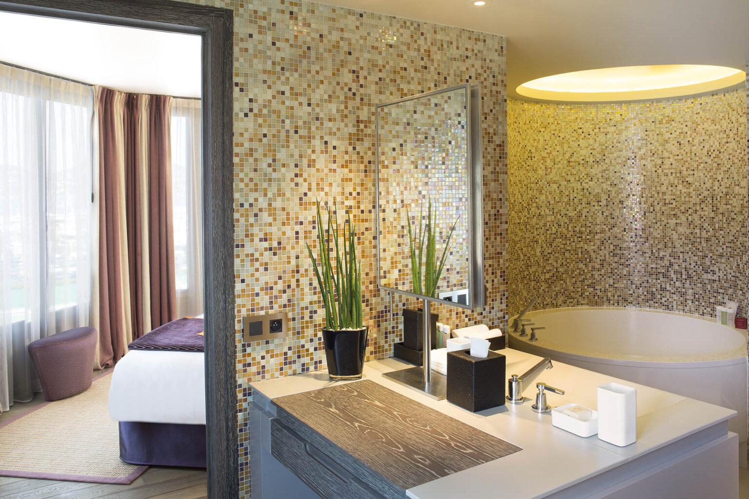 Suite Prestige | salle de bains