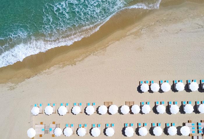 La Serena, discover our favourite private beach in Saint-Tropez
